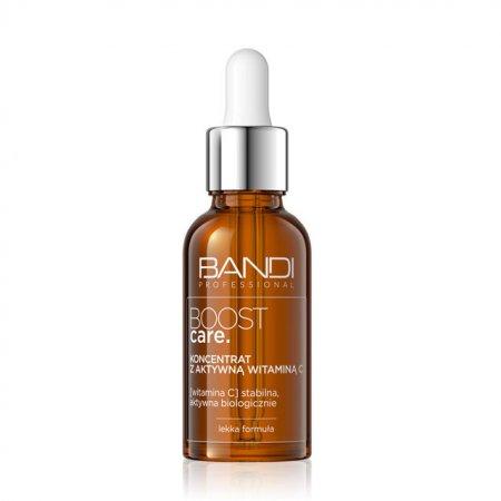 Bandi Boost Care, koncentrat z aktywną witaminą C, 30ml
