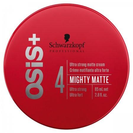 Schwarzkopf OSIS+ Mighty Matte, mocno utrwalający krem matujący, 85ml