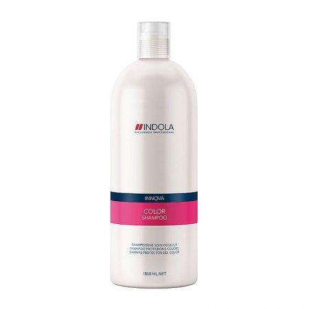 Indola Color, szampon do włosów farbowanych, 1500ml