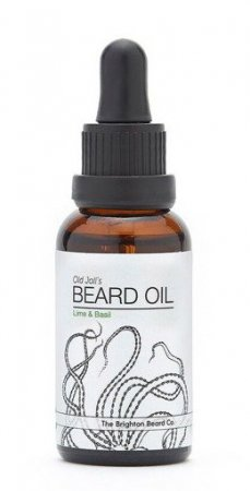 Brighton Beard, olejek do brody Limonka i Bazylia, 30ml