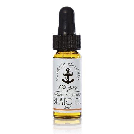 Brighton Beard, olejek do brody Mandarynka i Drzewo Cedrowe, 30ml