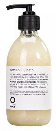 OWay Beauty Detox Body Bath, żel pod prysznic, 270ml