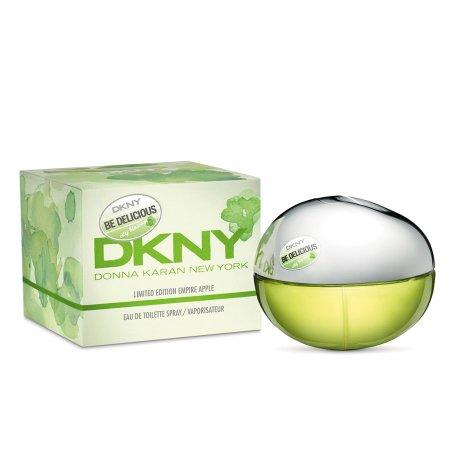 DKNY Be Delicious City Blossom Empire Apple, woda toaletowa, 50ml (W)