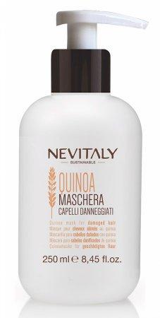 Nevitaly Quinoa, maska do włosów zniszczonych, 250ml