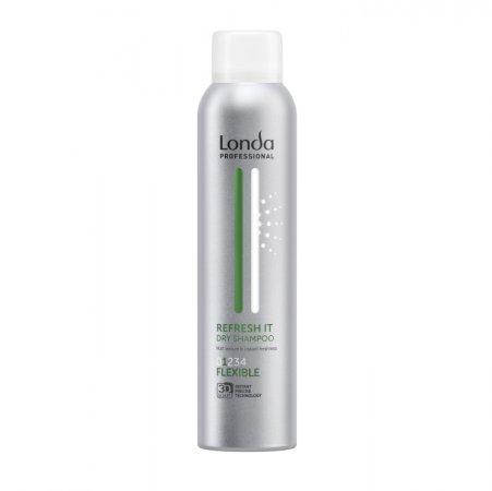 Londa Refresh It, suchy szampon, 180g