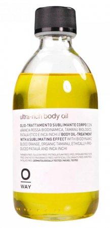 OWay Beauty Ultra Rich Body Oil, olejek do ciała, 290ml