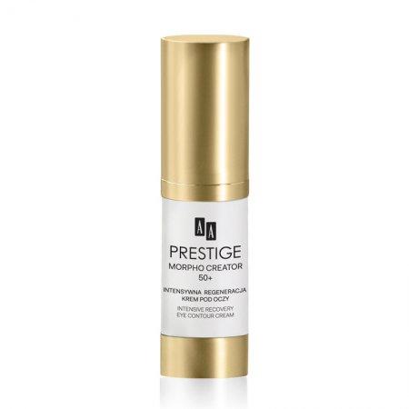 AA Prestige Morpho Creator, intensywnie regenerujący krem pod oczy, 50+, 15ml
