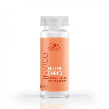 Wella Invigo Nutri-Enrich, serum odżywcze, 8x10ml