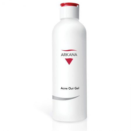 Arkana Acne Out Gel, żel oczyszczający, 200ml