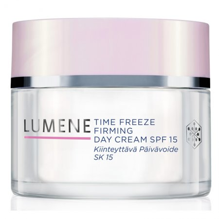 Lumene Time Freeze, liftingujący krem do twarzy z filtrem SPF 15, 50ml