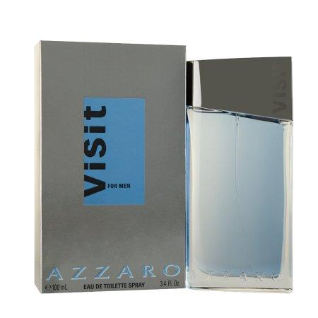 Azzaro Visit, woda toaletowa, 100ml (M)