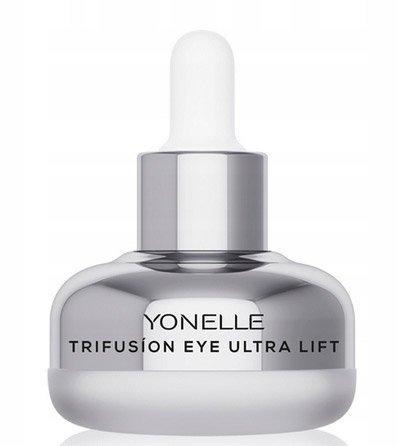 Krem liftingujący pod oczy i na powieki Yonelle Trifusion, Eye Ultra Lift, 15ml - krótka data (10.2021)