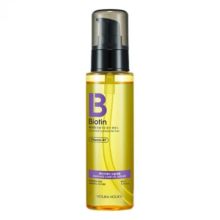 Holika Holika Biotin DamageCare, serum do włosów, 80ml