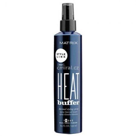 Matrix Heat Buffer, spray wspomagający suszenie włosów, 185ml