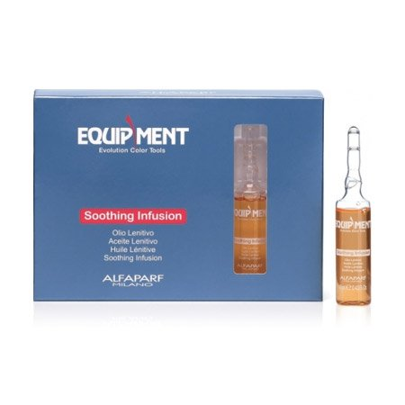 Alfaparf Equipments, olejek chroniący delikatną skórę, 12x13ml