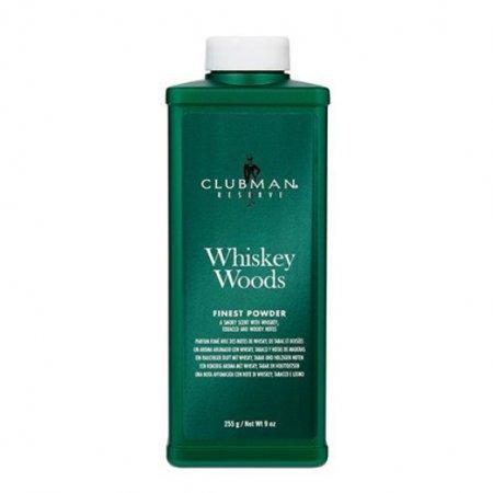 Clubman, talk Whiskey Woods, 255g