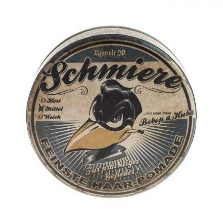 Schmiere Pomade Medium, pomada do włosów, 140ml