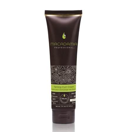Macadamia Professional, krem do modelowania loków, 148ml