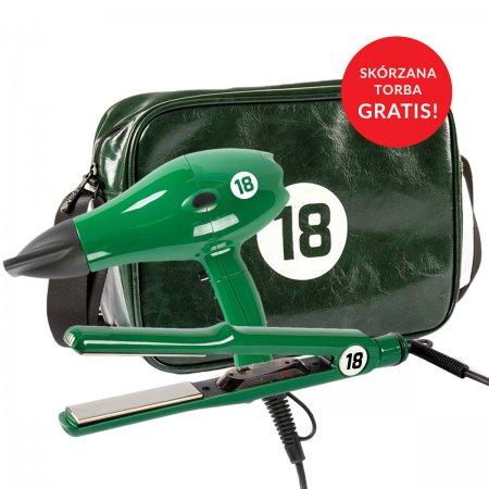 Fox Race 18, zestaw: suszarka + prostownica + torba gratis