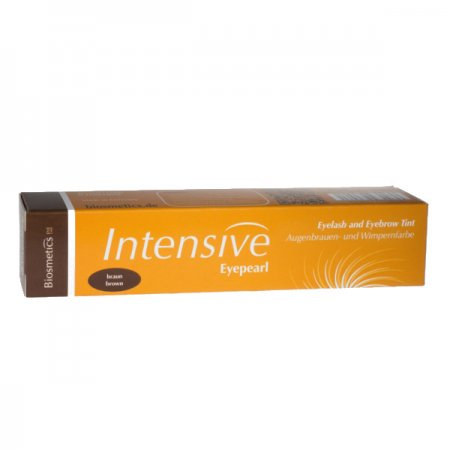 Intensive Eyepearl, henna do brwi i rzęs 20ml, No. 5, brąz