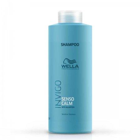 Wella Invigo Senso Calm, szampon do wrażliwej skóry głowy, 1000ml