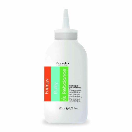 Fanola Pre-shampoo, żel peelingujący do skóry głowy, 150ml
