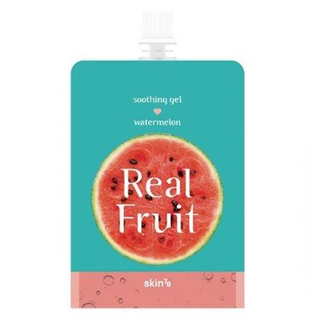 Skin79 Real Fruit, nawilżająco-łagodzący żel arbuzowy, 300g