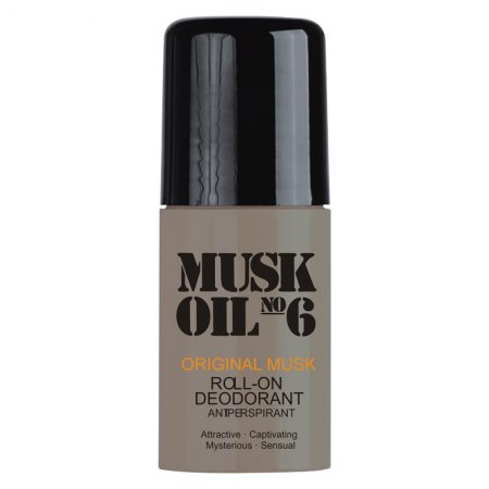 Gosh Musk Oil, dezodorant w kulce unisex, 75ml