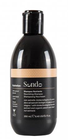 Sendo Nourishing, odżywczy szampon do suchych włosów, 250ml