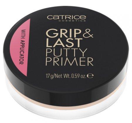 Catrice Grip & Last Putty Primer, baza pod makijaż z aplikatorem, 17g