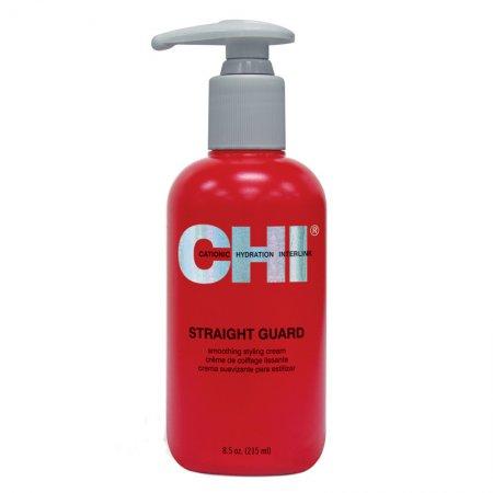 CHI Straight Guard, mleczko do prostowania włosów, 251ml