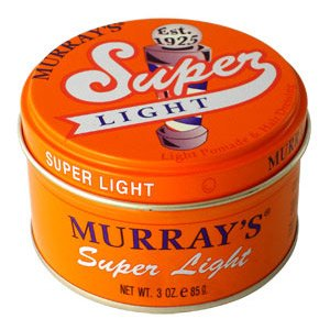 Murray's Super Light, pomada do włosów, średnie utrwalenie