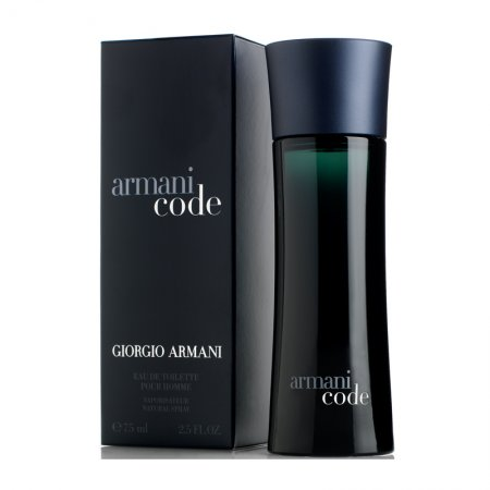 Giorgio Armani Code for Men, woda toaletowa, 50ml (M)