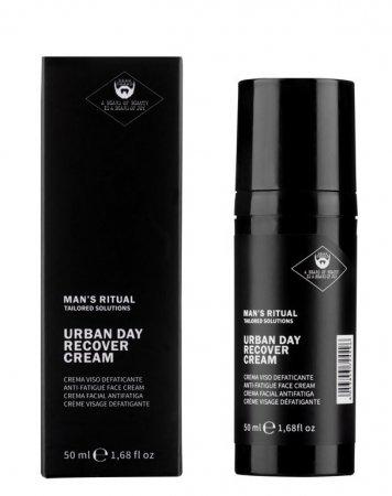Dear Beard Man's Ritual Urban Day, krem do zmęczonej cery, 50ml