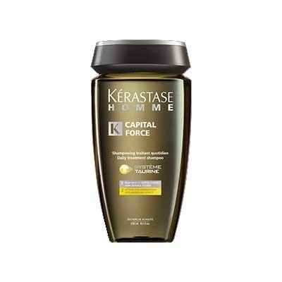 Kerastase Homme, energetyzująca kąpiel do włosów dla mężczyzn, 250ml