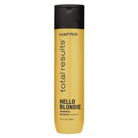 Matrix Hello Blondie, szampon do włosów blond, 300ml