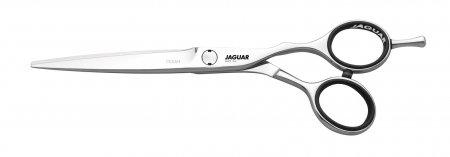 Jaguar Ocean, Silver Line, nożyczki fryzjerskie 5.25', ref. 69525