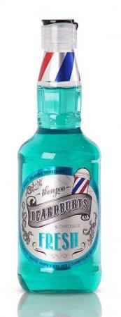 Beardburys Fresh, szampon odświeżający, 330ml