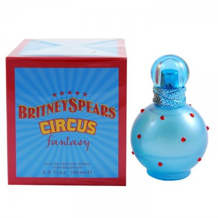 Britney Spears Circus Fantasy, woda perfumowana, 100ml, Tester (W)