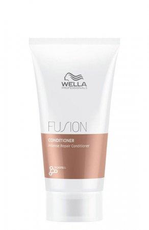 Wella Fusion, odżywka intensywnie odbudowująca, 30ml