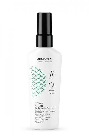 Indola Repair, serum na zniszczone końcówki włosów, 75ml