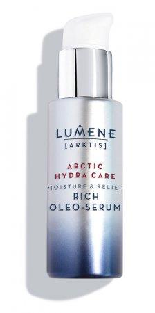 Lumene Arktis, nawilżająco-łagodzące serum olejowe, 30ml