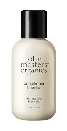 John Masters Organics, intensywna odżywka do włosów, Lawenda i Awokado, 60ml