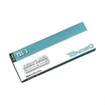Tondeo TSS3, ostrza do brzytwy Sifter, 10 szt.