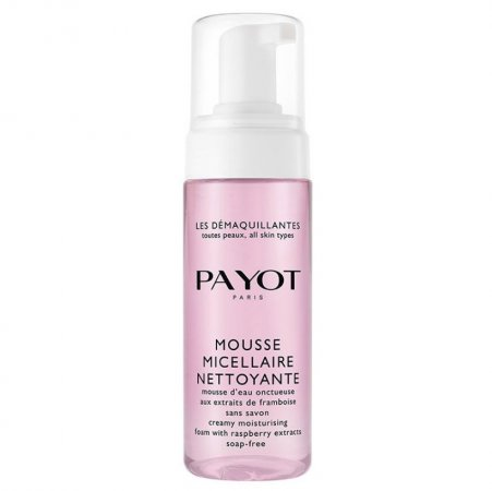 Payot Demaquillantes, kremowa pianka do oczyszczania twarzy, 150ml