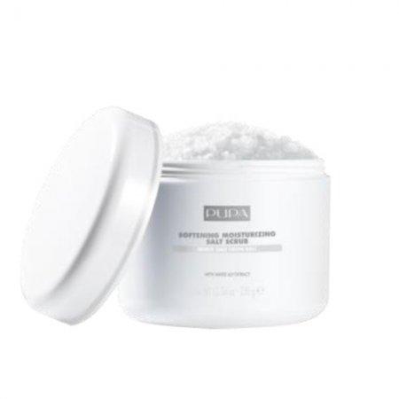 Pupa Home SPA, łagodząco - nawilżający peeling solny, 350g