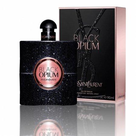 Woda perfumowana Yves Saint Laurent Black Opium, 90ml (W) - uszkodzone opakowanie