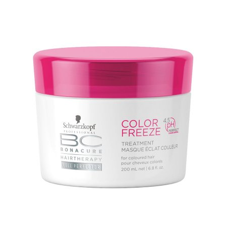 Schwarzkopf BC Color Freeze, maska chroniąca kolor, 200ml