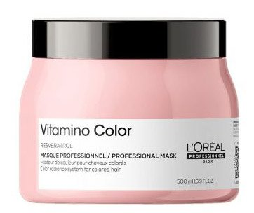 Loreal Vitamino Color, maska do włosów farbowanych, 500ml