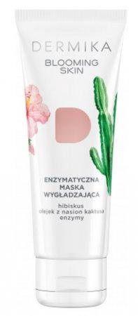 Dermika Blooming Skin, wygładzająca maska enzymatyczna, 50ml